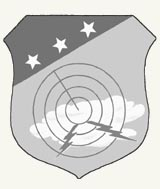 AFCRC emblem, circa 1958, 